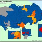 Political Map - 2013