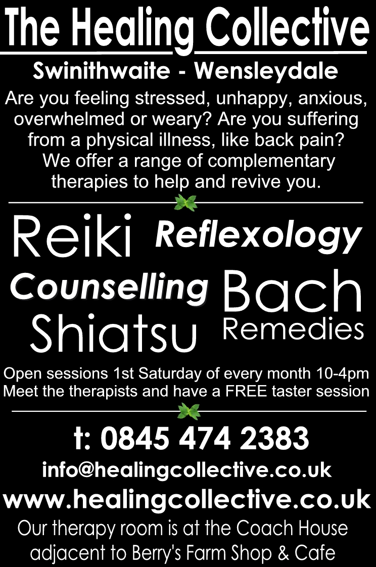 Healing Collective Advert-final