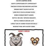 Summer Fair Sunday 29th August 2021