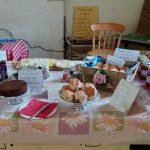 Afternoon Tea Sunday 3rd October